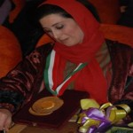 The first ambassador of Mehrafarin