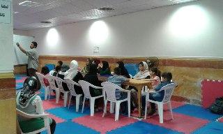 سری دوم کلاسهای آموزشی و تفریحی مهرآفرین برای مددجویان آغاز شد