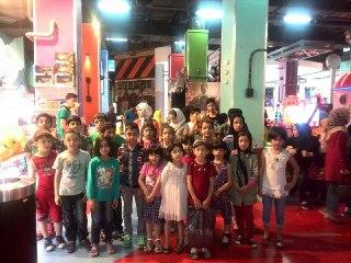 تعطیلات تابستانی برای کودکان مهرآفرین