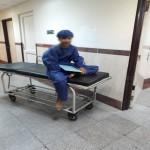 حال نانآور کوچک خانواده خوب است/ جراحی پای مرتضی با حمایت یاوران