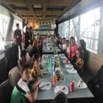 برگزاری اردوی تفریحی در رستوران ملل طبیعت به صرف ناهار