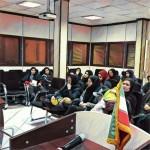 کارگاه آموزشی پیشگیری از بیماریهای مقاربتی  در محل کانون جوانان مهرآفرین برگزار گردید.