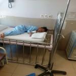 دریچه قلب محمد جراحی می شود