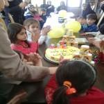 برگزاری جشن تولد ۲۰ کودک به همت یاور مهرآفرین