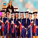جشن الفبای کودکان پیش دبستانی مهرآفرین برگزار شد.