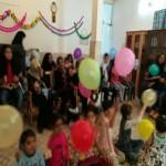 جشن روز دختر برای دختران زنجان