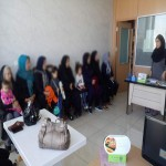 برخی فعالیت های شعبه خط چهار حصار کرج برای مادران و کودکان