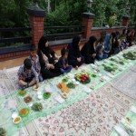 سفر افطاری مهرآفرین برای مددجویان خط چهار حصار پهن شد