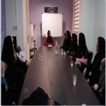 آموزش بهداشت بلوغ به دختران در معرض آسیب