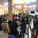 پذیرایی از کودکان در رستوران درویش
