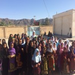 با حضور فاطمه دانشور؛ زنگ تحصیلی مدارس ابتدایی و راهنمایی مدارس
