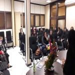 برگزاری جلسه آموزشی پیشگیری از آسیب های اجتماعی برای والدین مددجویان