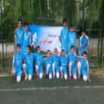 تیم فوتبال پسران مهرآفرین، دور جدید فعالیت خود را آغاز کرد.