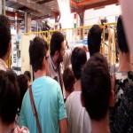 اعضای کانون نخبگان در کارخانه سایپا