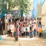 دومین مرکز حامی کودکان کار به دست خود بچهها افتتاح شد/ گزارشی از مراسم افتتاحیه مرکز حمایت از کودکان کار مهرآفرین در روز جهانی منع کار کودک