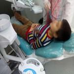 دانش آموزان واحد کرج مورد درمان رایگان دندانپزشکی قرار گرفتند