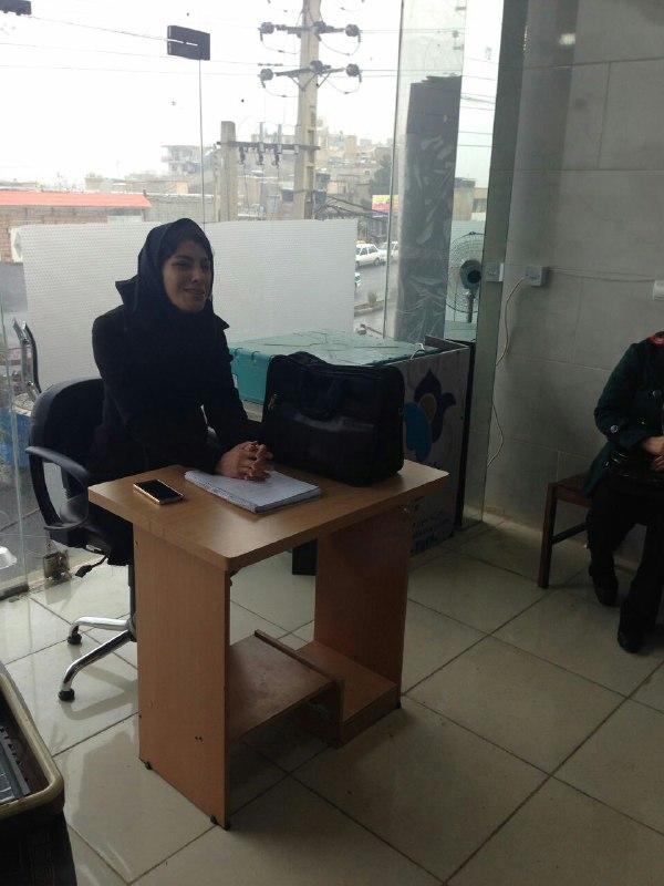 برگزاری کارگاه آموزشی مهارت جرات مندی و ... در شعبه البرز مهرآفرین