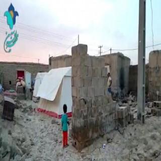 این غریب آباد دیار خاموشان ایران است . اینجا سیستان است .