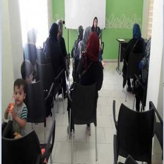کارگاه آموزشی عواقب ازدواج زود هنگام دختران