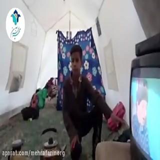 """گزارشی از سفر فاطمه دانشور  به """" کوهبنان """" استان کرمان"""