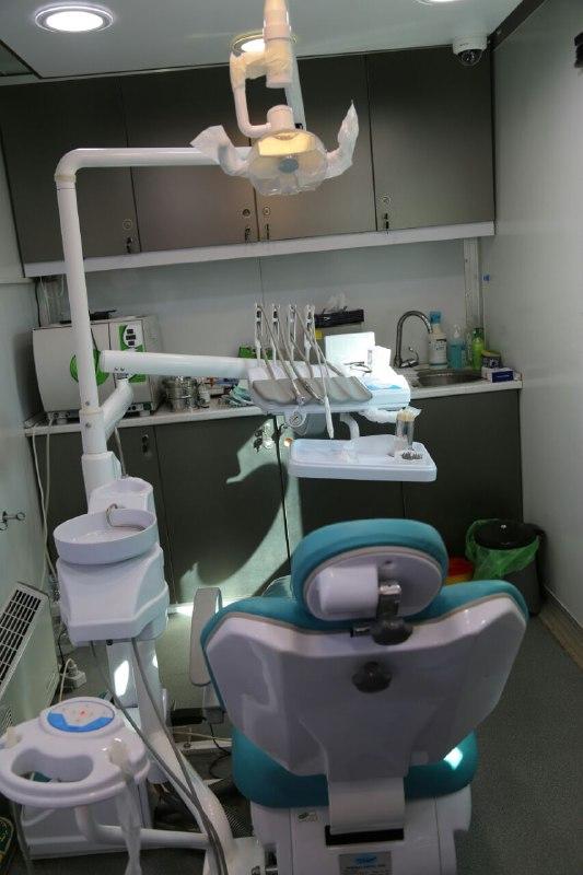 لبخند به زندگی/ درمان رایگان دندان کودکان واحد کرج توسط انجمن دندانپزشکان البرز