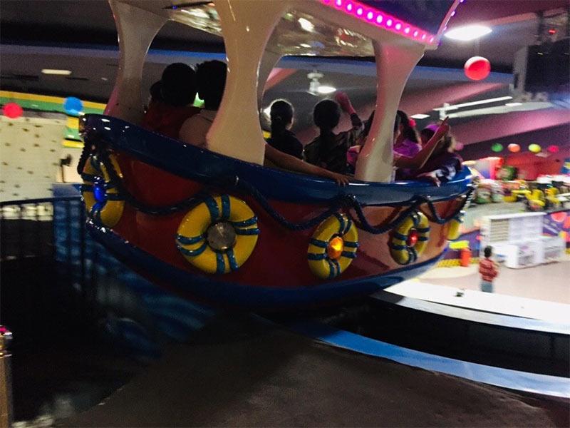 بچهها در قلعه سحرآمیز /اردوی تفریحی کودکان مهرآفرین به پارک ارم