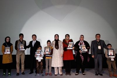 مراسم افتتاحیه گلدکیدز (کانون نخبگان طلایی ایران)