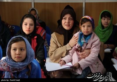 افتتاح کانکسهای آموزشیِ کودکان کار، به همت رییس کمیته اجتماعی شورای شهر و شهرداری منطقه 20