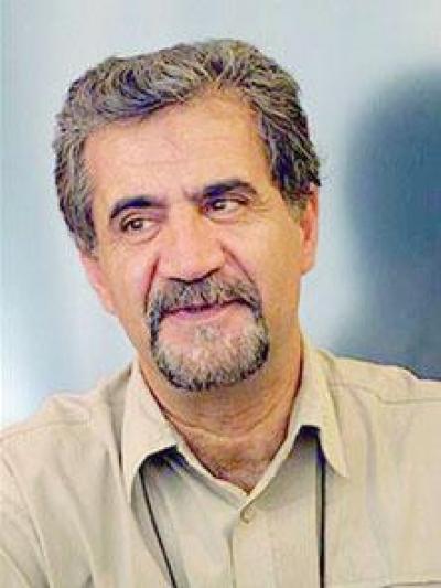 بازدید استاد مصطفی رحماندوست از موسسه مهرآفرین