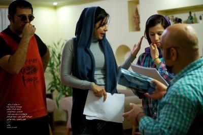 اجرای اختصاصی نمایش سه روایت از زندگی به نفع موسسه مهرآفرین