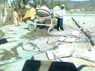 کلنگ ساخت مدرسهی جدید در یکی دیگر از روستاهای توابع سیستان  به دست مهرآفرینیها زده شد