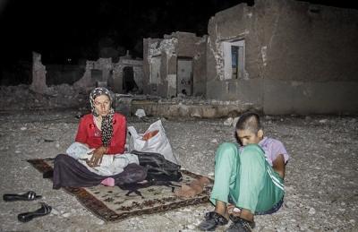 پیام تسلیت مهرآفرین به بازماندگان زلزله بوشهر