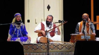 نواي موسيقي ايراني و هندي براي كودكان مهرآفرین