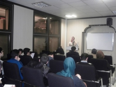 برگزاری جلسه معارفه مهرآفرین برای یاوران