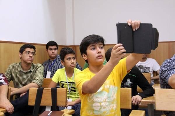 مدرسه تابستانی کسب و کار دانشگاه صنعتی شریف، میزبان کودکان گلدکیدز