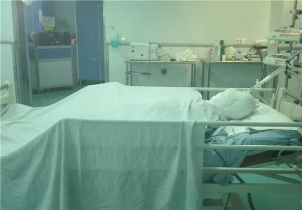 سوختن یک زن باردار در اتاق عمل؟