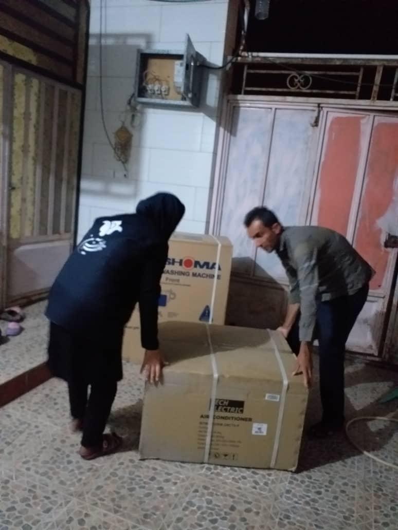 امکانات رفاهی برای خانواده فاطیما فراهم شد/ تلاش برای بهبود کیفیت زندگی کودک پروانهای خوزستانی