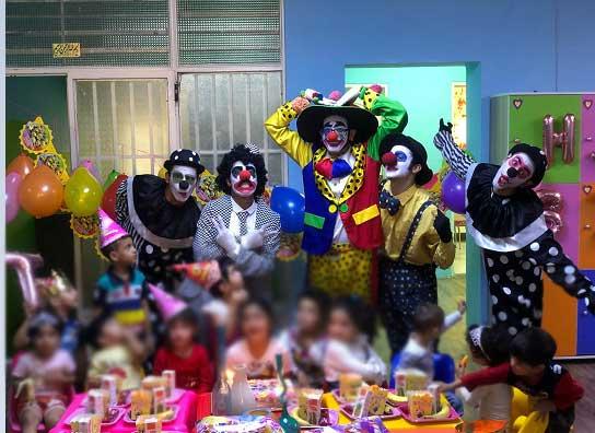 جشن تولد برای کودکانی که تاریخ تولد ندارند/ بچههای مهد مهر اولین جشن تولد عمر خود را تجربه کردند