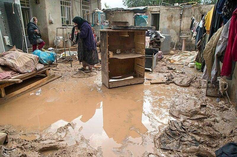 مهرآفرین به کمک سیلزدگان گلستان ، شیراز و لرستان می رود