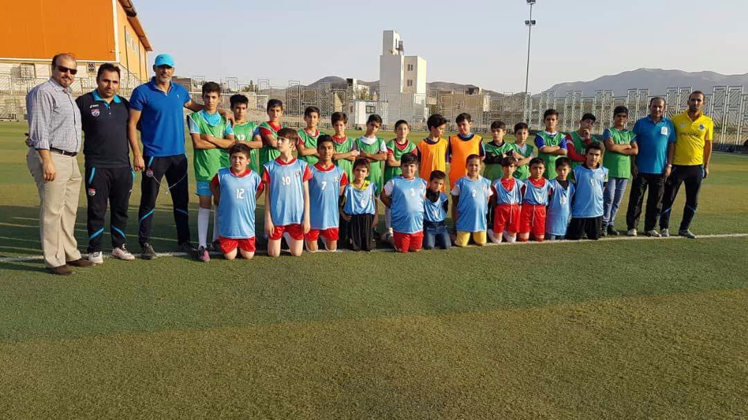 آکادمی فوتبال مهرآفرین، جایی برای پرورش استعدادها