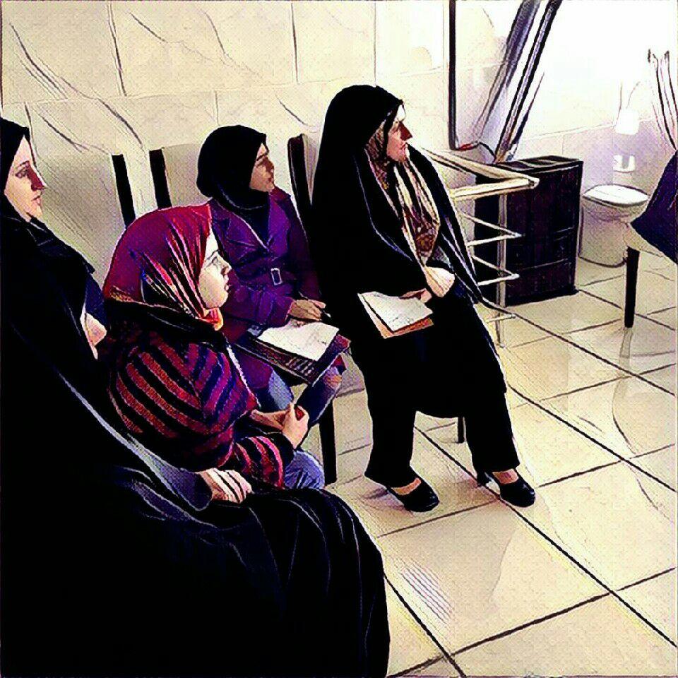 برگزاری کارگاه های اشتغال زایی و مهارت آموزی در شعبه البرز