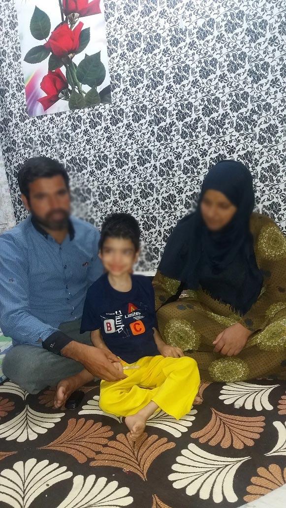 حال یوسف خوب است/ گزارشی از درمان پسربچه خوزستانی