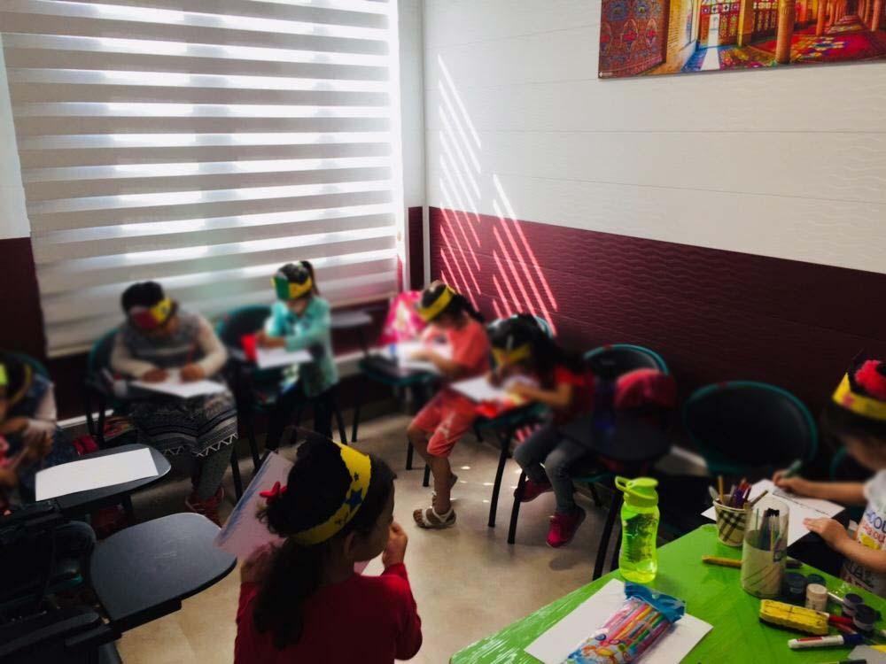 شروع کلاس پیش دبستانی مهرآفرین