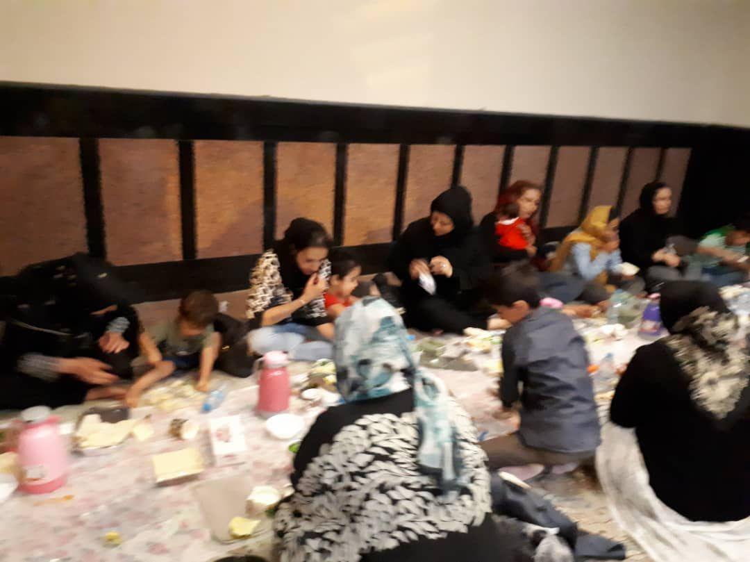 میزبانی خانواده هاشمی رفسنجانی از کودکان مهرآفرین