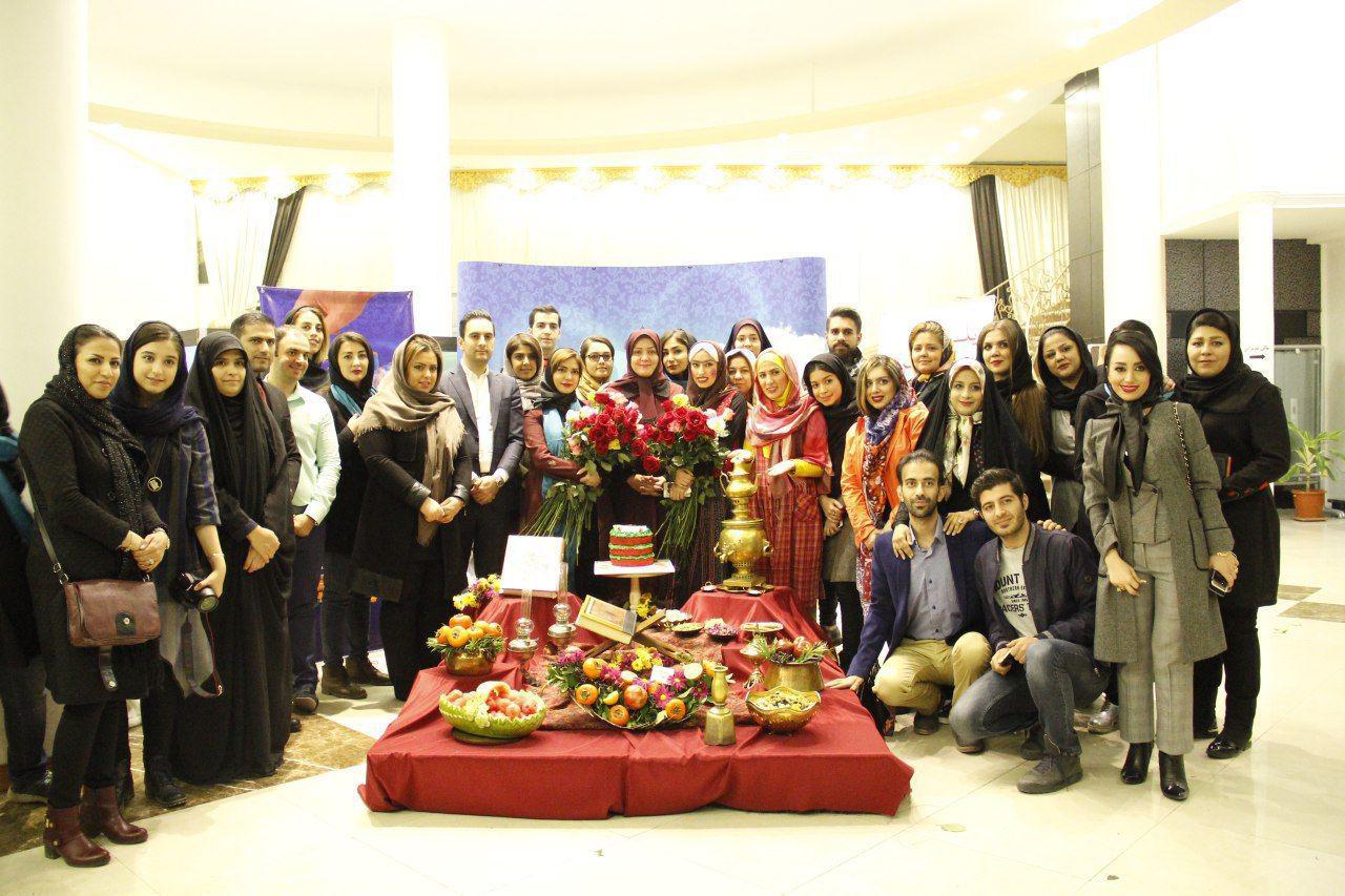 جشن های شب یلدا با همت یاوران مهرآفرین بسیار باشکوه در تهران و شهرستانها برگزار شد
