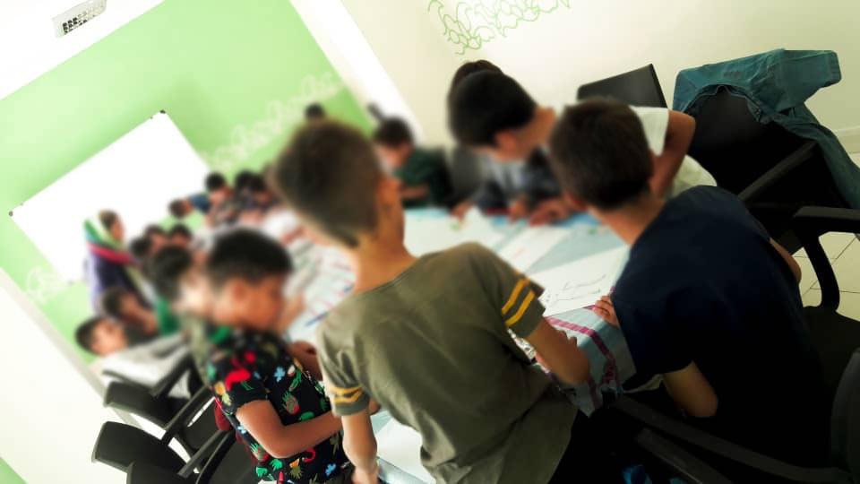 آموزش خودمراقبتی جنسی به کودکان کار