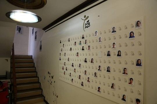 جایی برای تبدیل آرزو به هدف/ شروع فعالیتهای مرکز رشد مهرآفرین با برنامه آموزشی جدید