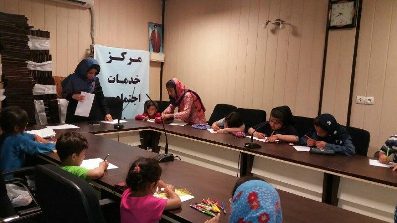 کانون جوانان مهرافرین  اقدام به برگزاری کلاس مهارت های زندگی نمود