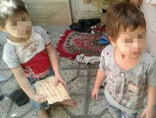پیش فروش کردن فرزند هفتم به شرط سالم بودن/ دو قلوهای ۳ ساله، توسط مادر معتاد شدند