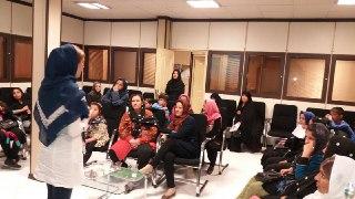 کانون جوانان مهرآفرین ادامه کلاس های مهارت زندگی را برگزار کرد